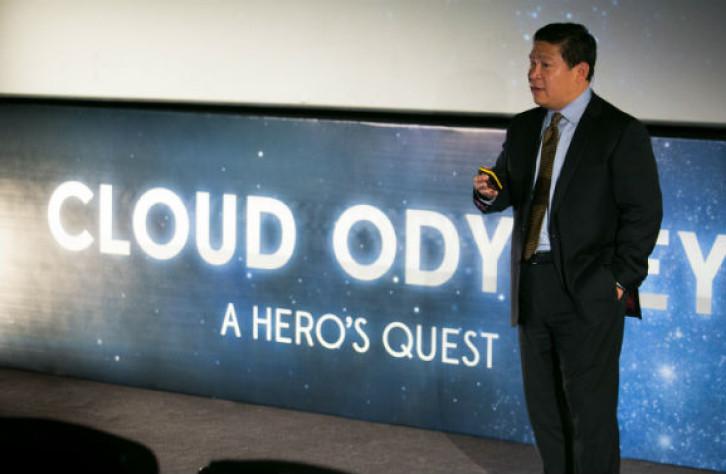 """Rex Wang, de Oracle: """"Nuestros clientes cada vez están más interesados en la nube privada"""""""