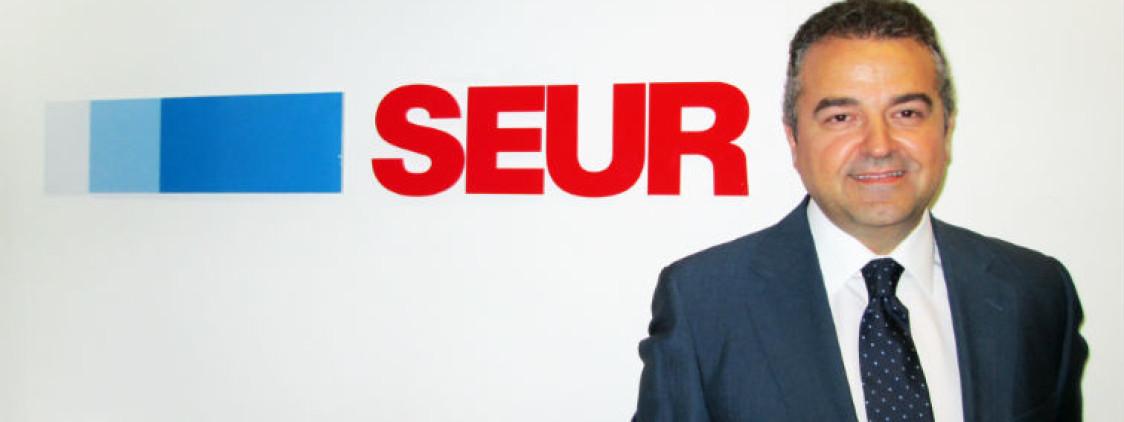"""Juan Carlos Moro, de SEUR: """"Nos tenemos que apoyar en los sistemas tecnológicos para alcanzar una mayor comunicación e interacción con el consumidor final"""""""