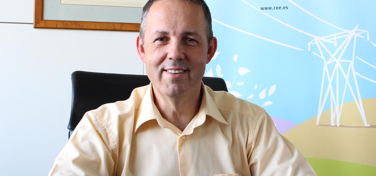 """Ángel Mahou, de Red Eléctrica: """"La tecnología tiene que ser aquella que facilite el buen funcionamiento del negocio"""""""