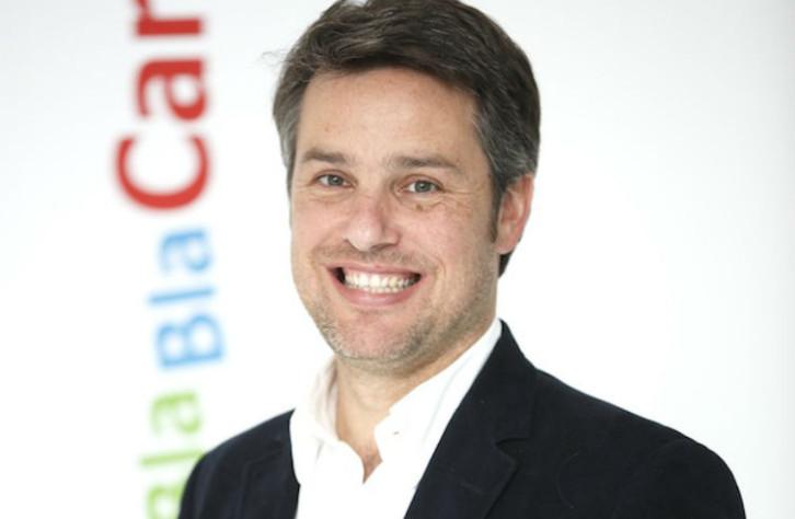 """Vincent Rosso, de BlaBlaCar: """"En una startup P2P hay que adaptarse rápido a las necesidades del usuario e innovar constantemente para no quedarse atrás"""""""