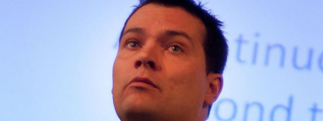 """David Barroso, de IEB: """"El sector financiero español es uno de los mejores preparados a nivel mundial"""""""
